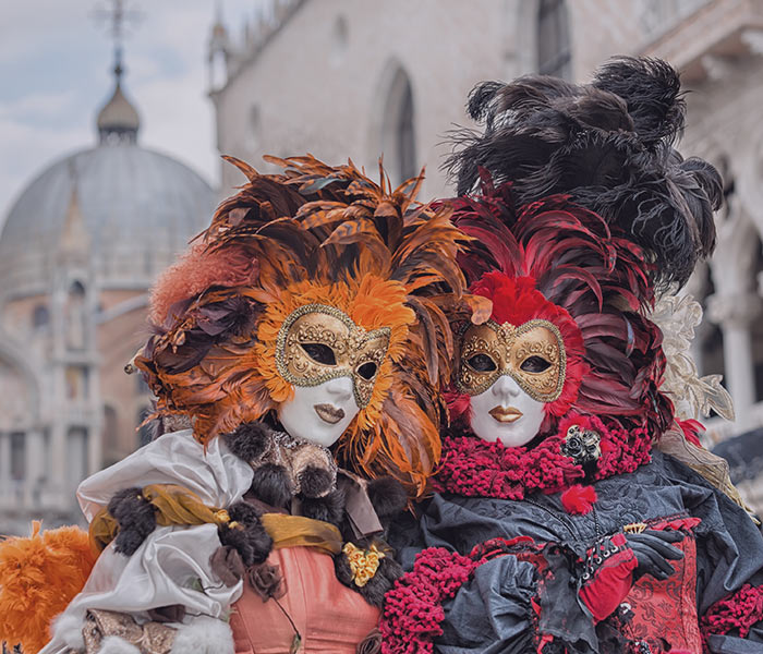 luxo venezia carnevale