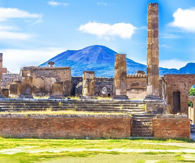 Dark Rome - Pompeii